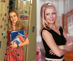 To celebrate Melissa Joan Hart's birthday, we've pitted her two iconic roles against one another. Place your bets now on the ultimate victor. Clarissa Explains It All, Melissa Joan Hart, Sabrina Spellman, Boy Meets World, Lizzie Mcguire, She Was Beautiful, Parks And Recreation, Percy Jackson, Coming Out