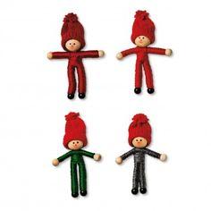Elfy - pomocnicy. #tigerpolska #tigerstores #tigerxmas #tigerpakkekalender #xmas #święta #autumn #zima #christmas #prezent #gift #elf