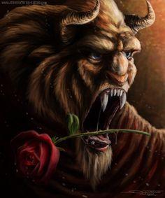Disney Beast by AtomiccircuS