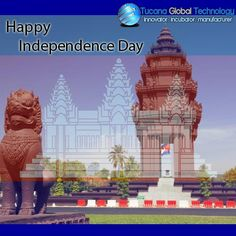 Wishing Everyone A Very Happy #IndependenceDay in #Cambodia