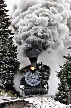 Steamy Snow