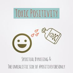 """Shut Up & Yoga 🤸♂️ on Instagram: """"The common form of deleterious language that we find in our Yoga communities is Toxic Positivity 😄🤮 ⠀ I used to work for a studio that…"""" Positive Vibes Only, Yoga Everyday, Shut Up, Spirituality, Language, Positivity, Community, Studio, Instagram"""