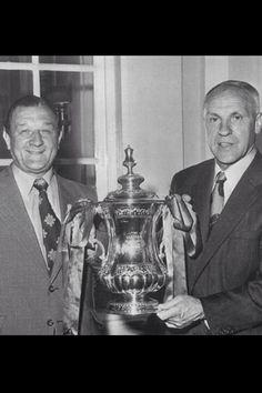 Bob Paisley y William Shankly los dos tecnicos mas importantes de Liverpool FC  #LFC