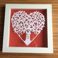 Personalised Papercut for Weddings, Marriage, Anniversaries, special occasions. Paper Cutting, Special Occasion, Marriage, Anniversary, Unique Jewelry, Frame, Handmade Gifts, Etsy, Weddings