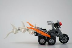 Ghost Rider side view