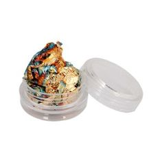 BMC Multicolor Metallic Manicure Nail Polish Art Foil Flakes Collection-GOLD MIX