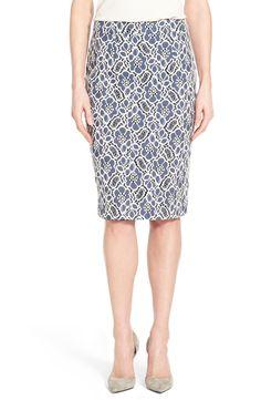 Share Lace Pencil Skirt (Regular & Petite)