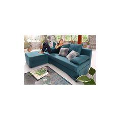 Canapé d'angle convertible en microfibre qualité luxe, méridienne réversible droite/gauche Outdoor Sectional, Sectional Sofa, Angles, Canapé Angle Convertible, Microfibre, Outdoor Furniture Sets, Outdoor Decor, Gauche, Home Decor