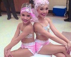 Makenzye y Maddie