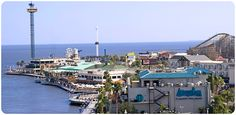 Summer Destinations: Kemah Boardwalk