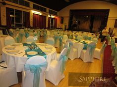 Dressed Venue - By Vikki - At Sapphire Bespoke Events, 59 Poulton Road, Wallasey, Wirral