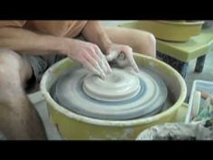 Upside-Down Cake Stand (Part 1 of 2) - YouTube