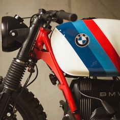 """2,971 Likes, 6 Comments - Motor Company (@caferacerdreams) on Instagram: """"We know that this is not the official BMW color scheme but we love it anyway!! #crd93 by…"""""""