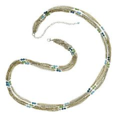 Beaded Strand Necklace - Ethical Necklaces - Ten Thousand Villages
