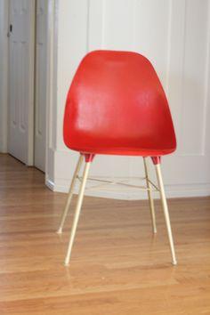 #Eames Chair