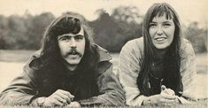 Tim Hart and Maddy Prior. Fairport Convention, Jethro Tull, Folk Music, Carnival, Rock, British, Traditional, Paper, Mardi Gras