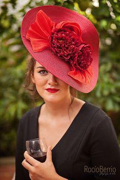 gema juarez milliner. Tocados y complementos Sombreros Fascinator, Fascinator Hats, Fascinators, Headpieces, Turban, Race Day Fashion, Philip Treacy Hats, African Hats, Tea Hats