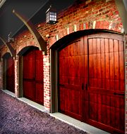 LOVE Carriage Garage Doors