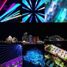 Vivid Sydney opening night #vivid #vividsydney #vividsydney2016 #martinplace #circularquay #sydneyharbour #sydneyharbourbridge #sydneyoperahouse #operahouse #harbourbridge #customshouse #lights #lightshow #lookingup @katefredriksen by tfredriksen http://ift.tt/1NRMbNv