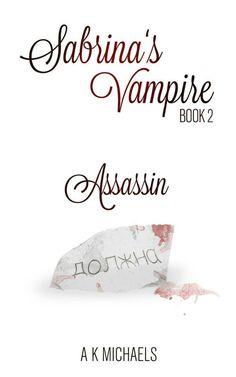 Sabrinas Vampire book 2 cover