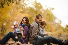 Emerson Family Portraits at Riverbend Ponds Natural Area — Liz ...