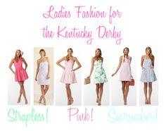 Kentucky Derby Clothes for Women   Kentucky Derby!!