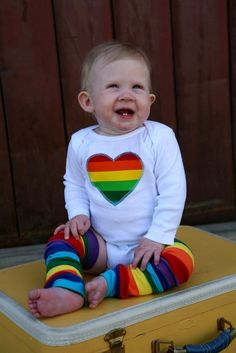 Rainbow Birthday Party Outfit