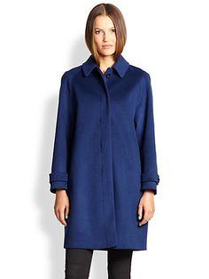 Manteau mi long nour femme