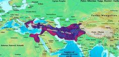 알렉산더 대왕의 영토