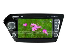Android Car DVD Player GPS Navigation Wifi 3G for Kia RIO 2011 2012 Bluetooth Touch Screen