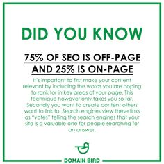 Domain Bird is a Top Rated Digital Marketing Agency Sydney. We help Businesses Achieve Digital Marketing Sydney Success. Seo Marketing, Digital Marketing Services, Online Campaign, Did You Know, Words, Business, Tips, Store, Business Illustration