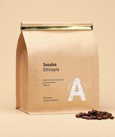 swish coffee packaging