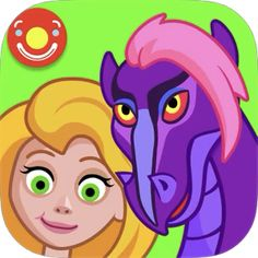 Create Your Own World, Create Your Own Character, Create Yourself, Ipod Touch, Ipad, Android Apps, Fictional Characters, Fantasy Characters, Princess Tower