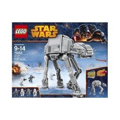 Lego Star Wars Empire Walker Strikes Back Toy Imperial Hoth Set Snowtrooper #LEGO