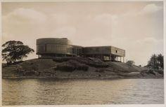 Cassino -  Conjunto de Pampulha Fonte: Arquivo Público Mineiro