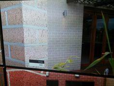 Brick colour Ash