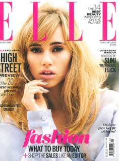 Butler and Wilson at Elle Jan 2014