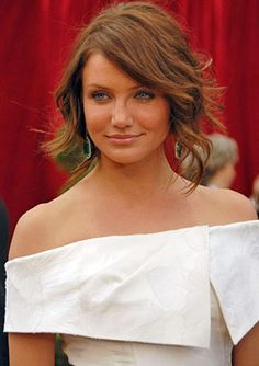 Image detail for -Side Parted Shoulder cut Wavy Hair - Medium Hairstyles Pictures