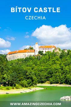 Gothic Castle, Czech Republic, Castles, Golf Courses, Destinations, Tower, Europe, Deep, Architecture