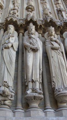 Notre Dame, Monday May 30th 2013.