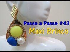 Passo a Passo #43: Maxi Brinco - YouTube