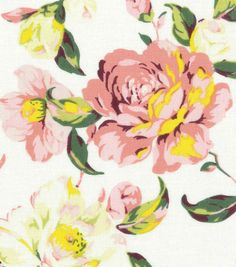 "Keepsake Calico Cotton Fabric 43""-Feminine Floralnull"