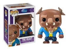 Funko POP! Disney The Beauty and the Beast THE BEAST #22 Vinyl Figure #disney #funko #funkopop #thebeast #thebeautyandthebeast #vinyl #toy