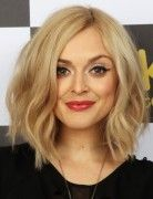 Layered Bob Haircut, Blonde Hairstyles 2014