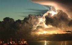 Orage électrique