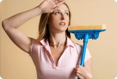 Merry Mopping: How to Give Your Old Mop New Life