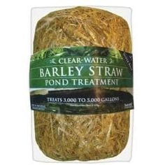 Summit 5000-Gallon Clear Water Barley Straw Bale | Overstock.com Shopping - The Best Deals on Animal & Pest Control