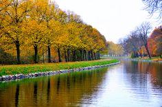 Sweeden - My bones ache to run miles along this river.