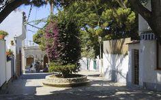 Piazza Boffe, Anacapri - Capri