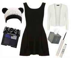 13 Little Black Dress Halloween Costume Ideas   College Fashion